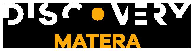 discovery matera logo
