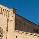La Cattedrale domina i Sassi di Matera e la città intera